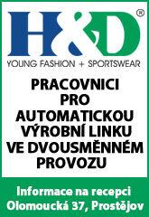 H&D Prostějov