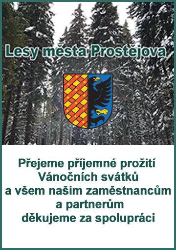 Lesy města Prostějova