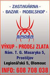 Zastavárna Spider