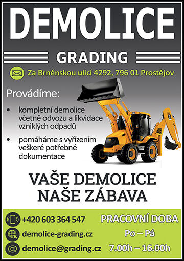 Demolice Grading