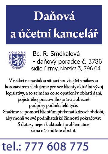 daně Smékalová