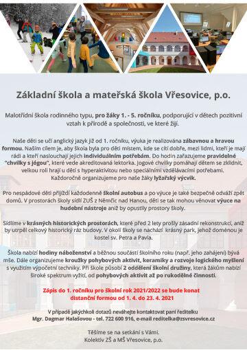 ZŠ Vřesovice