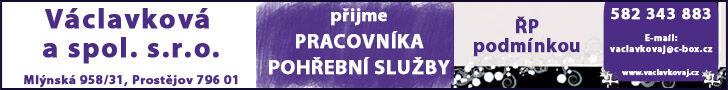 Pohřební služba Václavková