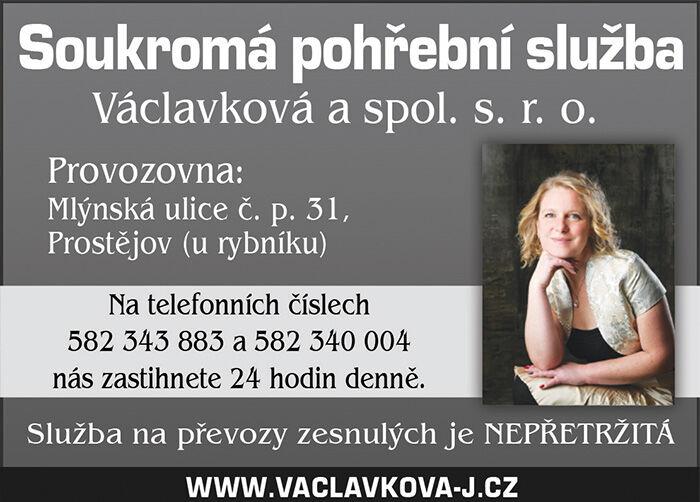 Václavková